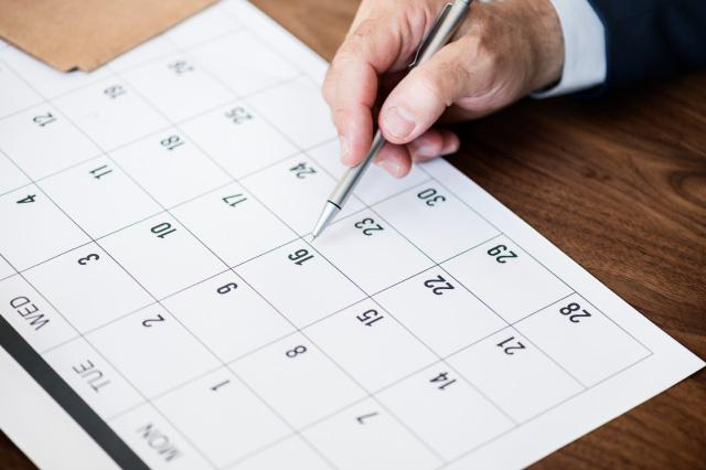 TB naptár