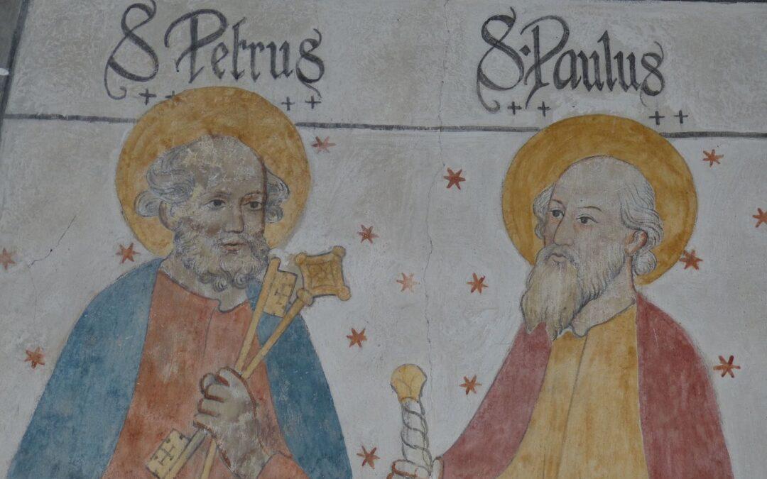 Péter és Pál napja – június 29