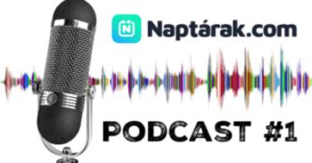 Naptárak.com 1. podcast