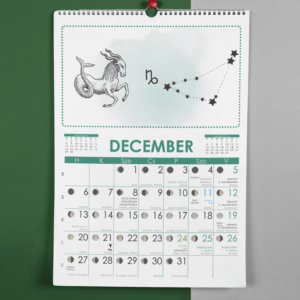 Zodiac naptár