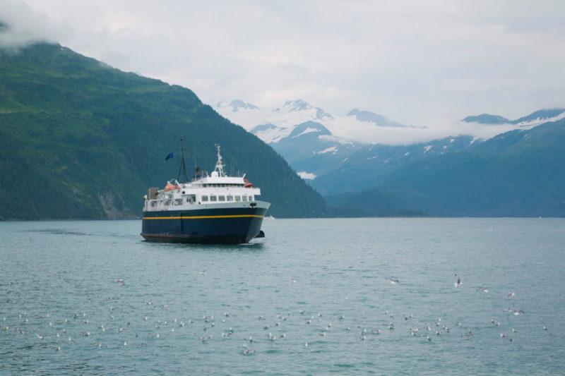 Alaszkai hajókázás